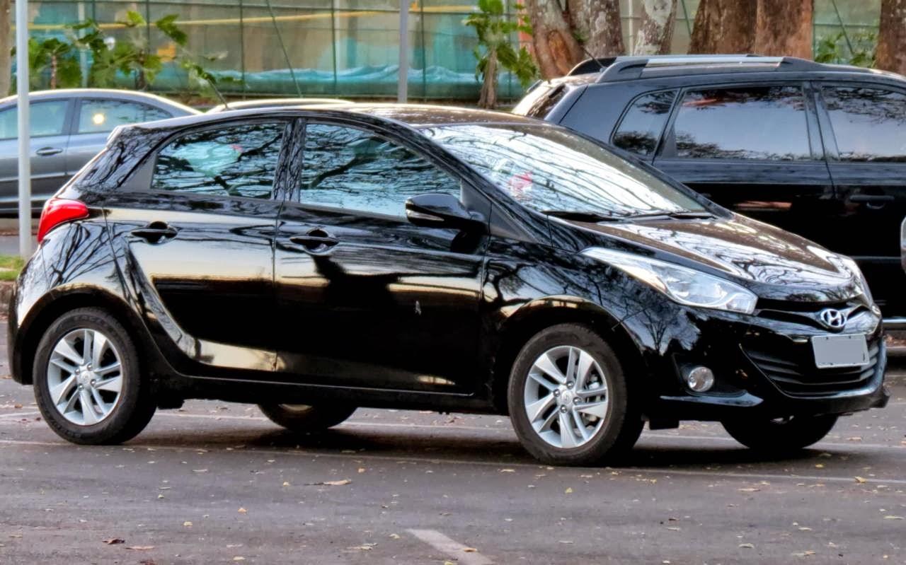 Hyundai Hb20 e HB20S - vendas somadas o colocam na 5ª posição