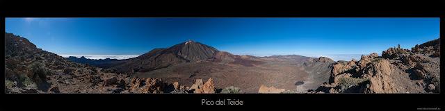 Łukasz Kocewiak - Pico del Teide Panorama