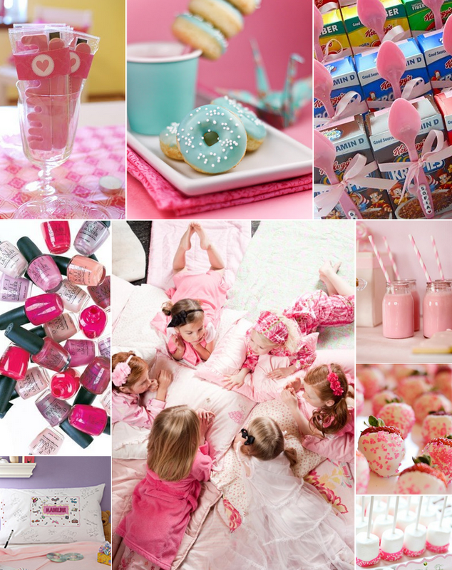 Pictures of Slumber Party Decorations http://mikisscrapbook.blogspot.com/2012/05/compendium-of-somethings-for-kids.html