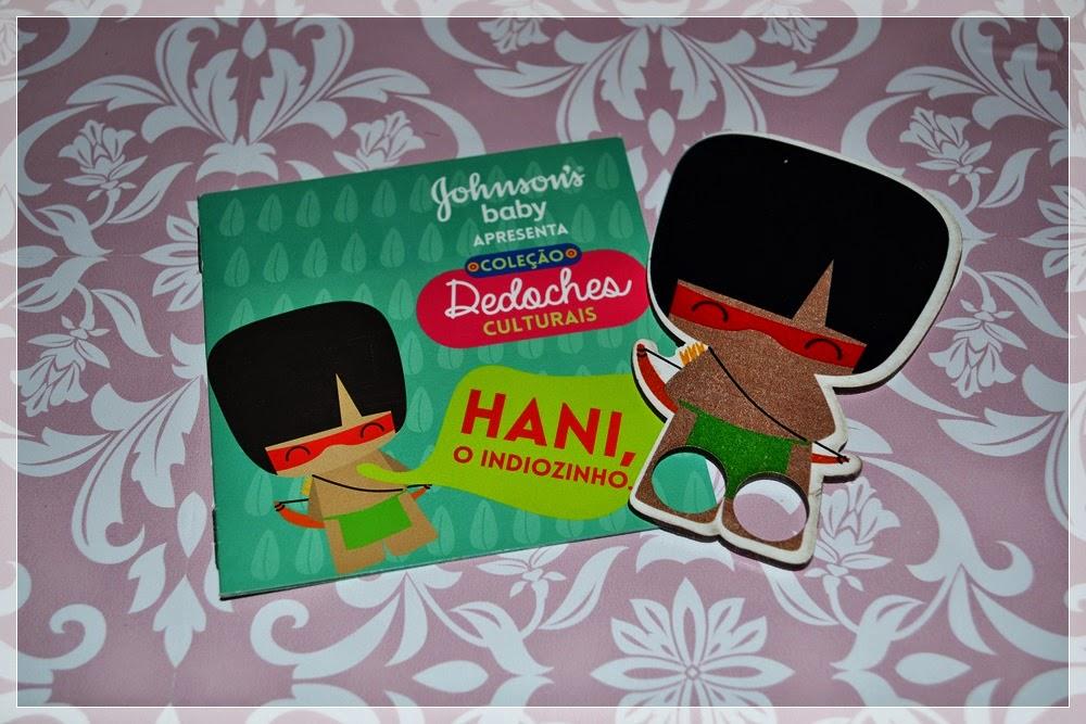 Hani, o indiozinho