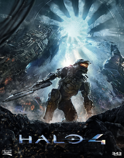 Halo four cover