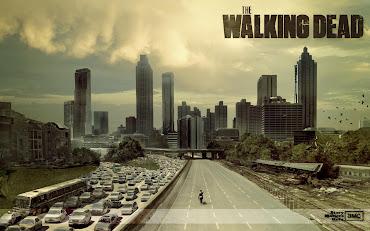 #2 The Walking Dead Wallpaper