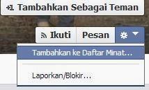 Cara Mendapatkan Jutaa Followers Facebook