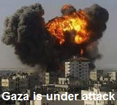 Photostream | Gaza is under attack