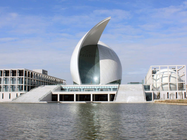 06-Maritime-Museum por gmp Architekten-