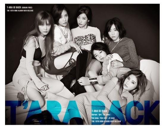 t-ara september 2014 comeback