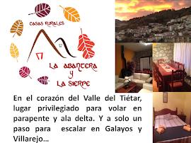 Tu alojamiento en la Sierra de Gredos...