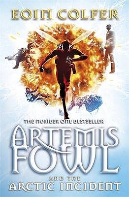 Review: Artemis Fowl and the Arctic Incident by Eoin Colfer