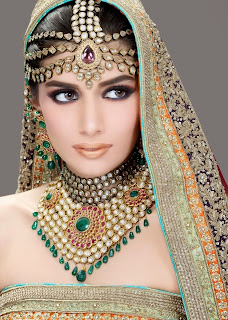Hd Bridal Makeup 2013 2014