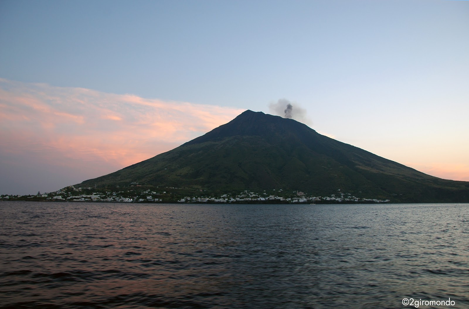 Stromboli, vulcano