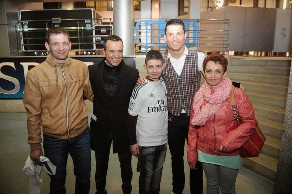 طفل بولندي يستفيق من غيبوبة طويلة بسبب كريستيانو رونالدو ؟