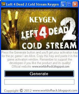 Left 4 Dead 2 - Single Player And MultiPlayer 100% Working Vers License Keyl left_4_dead_2_keygen