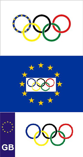 Breaking News: New EU Olympic Flag