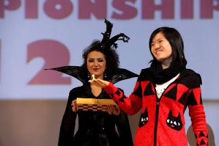 Échecs : la championne du monde Hou Yifan © site officiel