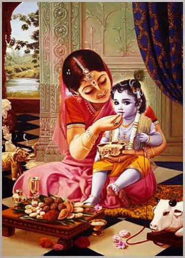 Krishna - Yashoda Nandan