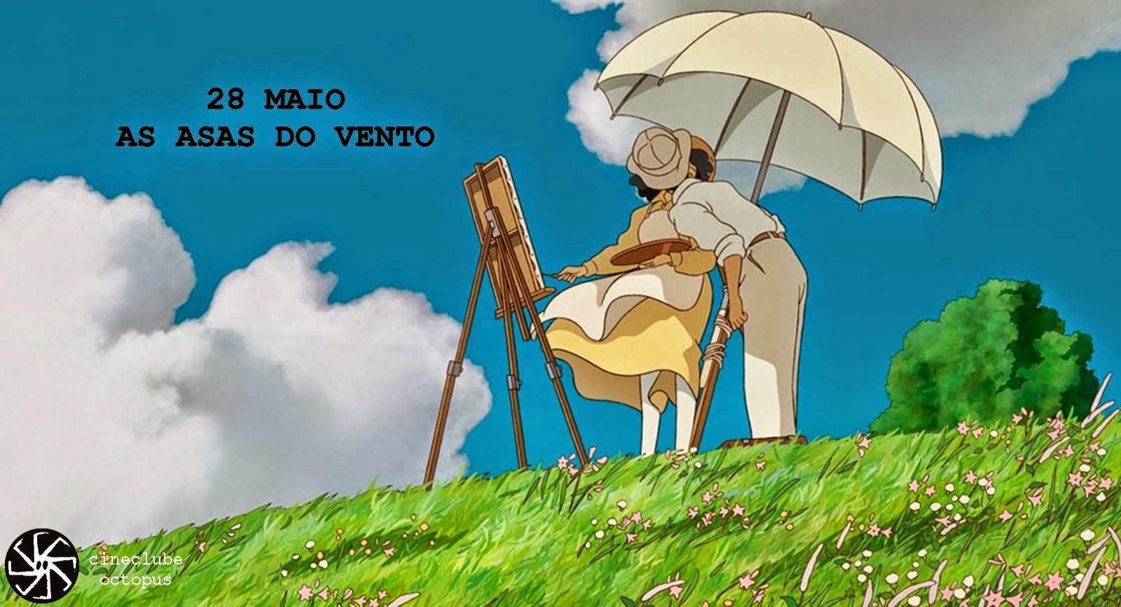 As Asas do Vento - Kaze tachinu (2013) de Hayao Miyazaki