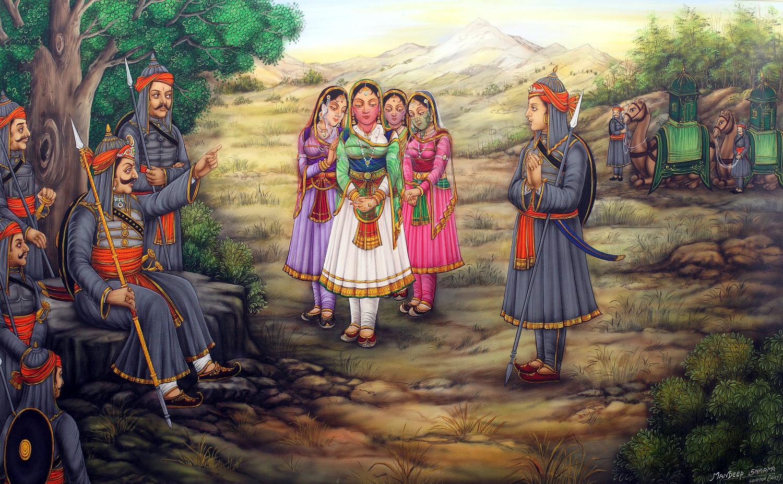 Maharana pratap - photo#24