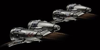 Montre MB&F HM4 Thunderbolt Double Trouble et Razzle Dazzle