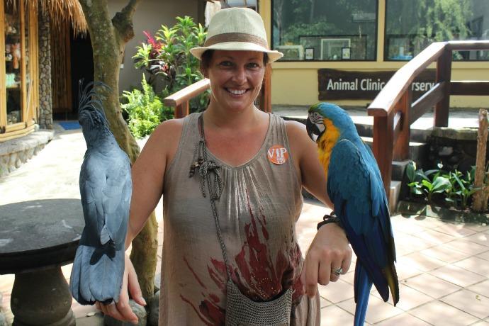 Bali Zoo Wildlife