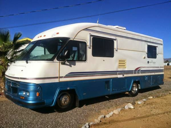 Used rvs 1994 holiday rambler rv for sale by owner for Holiday rambler motor homes
