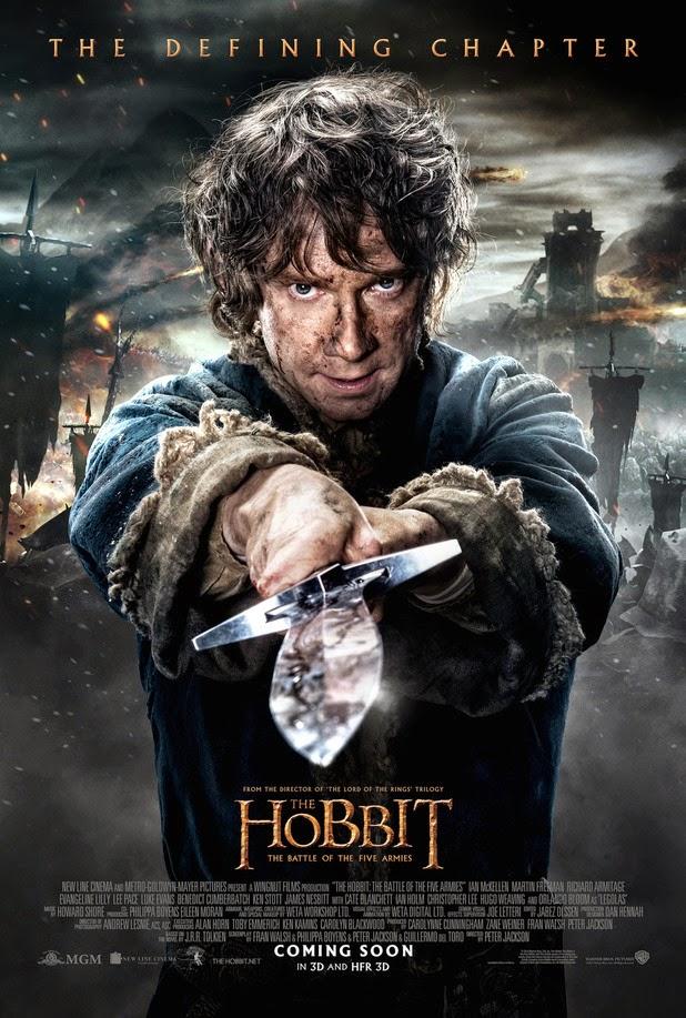 El hobbit: la batalla de los cinco ejércitos 2014