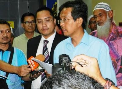 teganuku  Bantuan Pakaian Sekolah - Syed Azman Dakwa Penyelewengan 80ca378b37