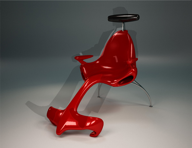 co9 formula 1 chair