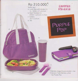 Cen: Tupperware Indonesia Promo Februari 2012