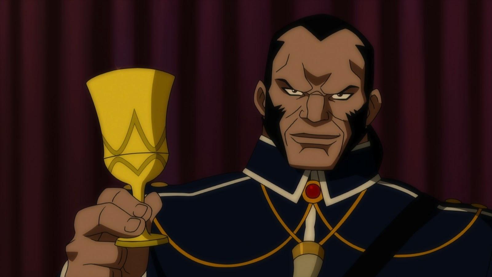 Vandal Savage explains his planSuperman Justice League Doom