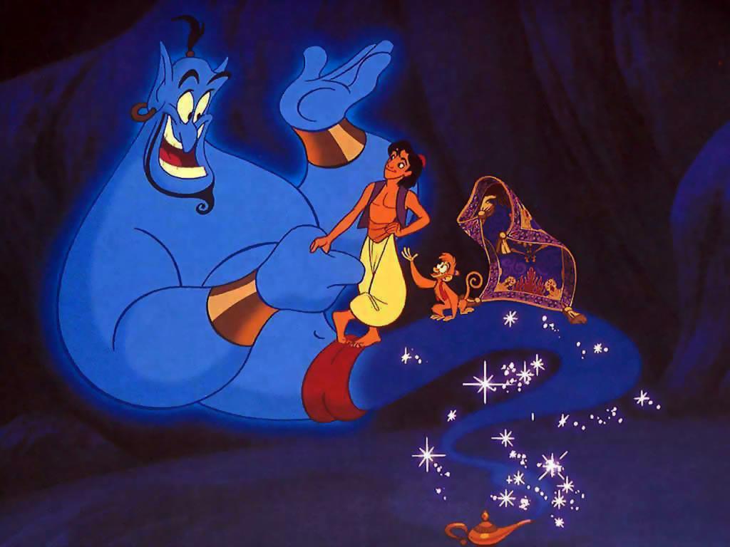 Reel History Disneys Aladdin Story Books Of Aladin
