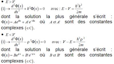 Td  serie 3  avec corrigé 2014/2015 Mécanique quantique  smp et smc  s4