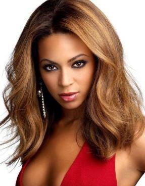 Beyonce S Medium Honey Blonde Hair Color