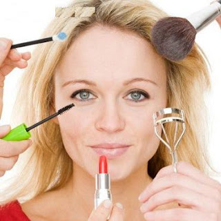 How To quickly Apply Makeup