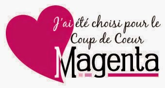 coup de coeur Magenta