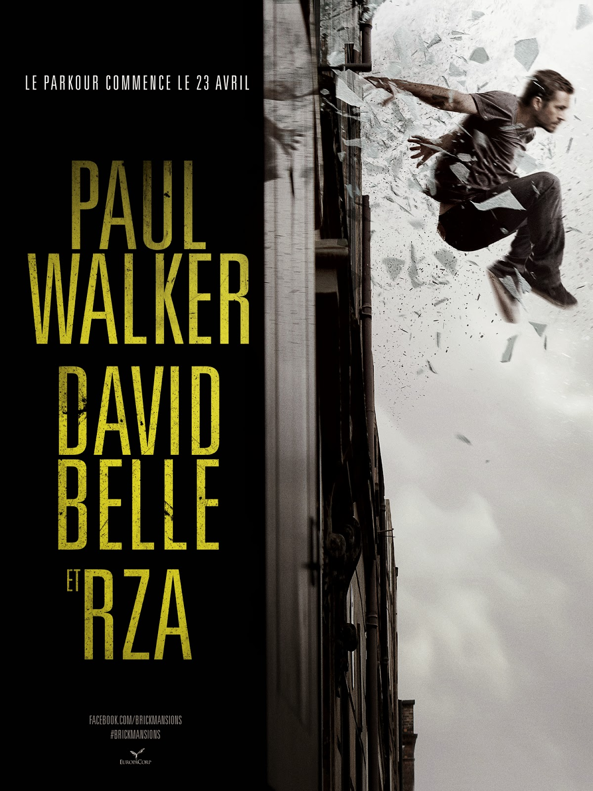 Regarder Brick Mansions Paul Walker en Streaming - Films Streaming