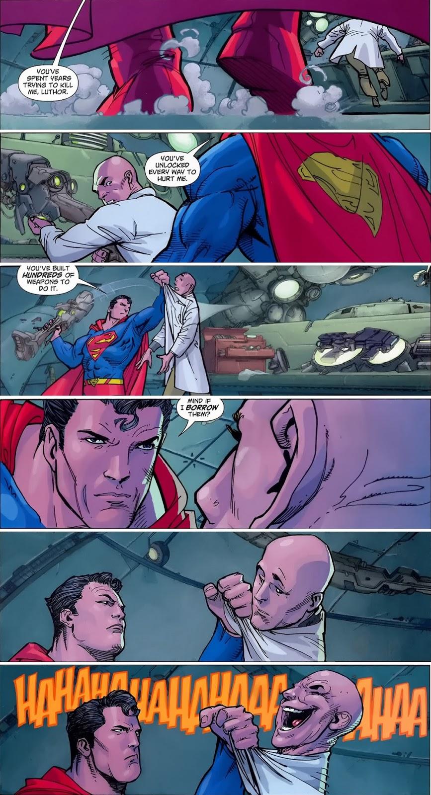 Superman Comics Quote-9