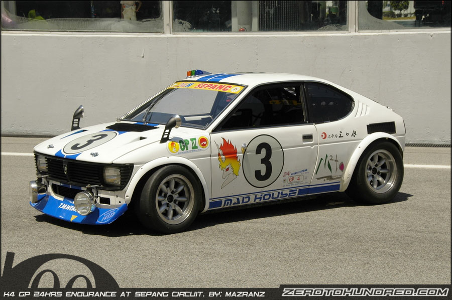 Suzuki Fronte Coupe, LC10W, badass, małe wyścigowe samochody, japońskie sportowe auta, motoryzacja z lat 70