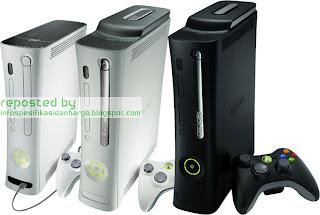 Harga XBox 360 Game Console Terbaru 2012