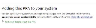 Tuto: Cómo saber que ppa tenemos que añadir para instalar un programa en Ubuntu, añadir repositorio en ubuntu,
