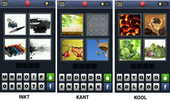 plaatjes 1 woord: 4 letter cheats, oplossingen en antwoorden