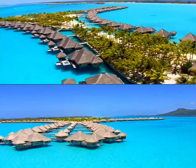 St. Regis Resort - Bora Bora on tourism-destinations-in-the-world.blogspot.com