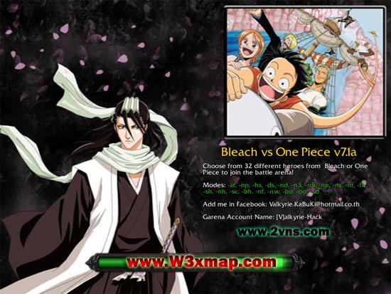 Bleach Vs One Piece V7.1a