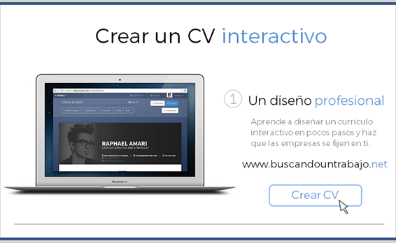 curriculum interactivo