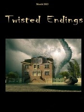 "On 03/16, my piece ""Brolly Folly"" was included in Twisted Endings."