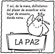 DÍA DE LA PAZ paz blog