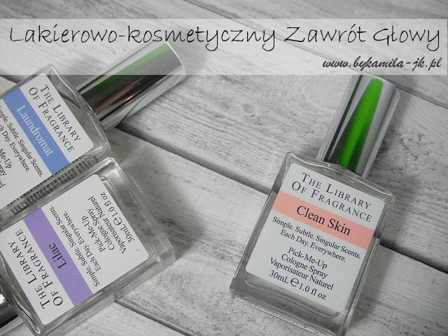 Woda kolońska Demeter Clean Skin perfumy