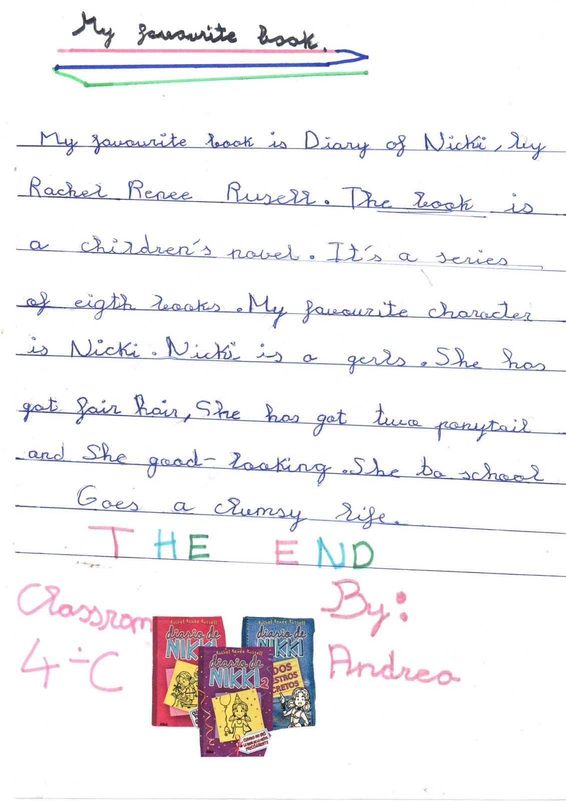 my favourite books Katie wants to know what your favourite book is and why you love it so much   jacquline wilson is my favourite author but i dont know witch book is my.