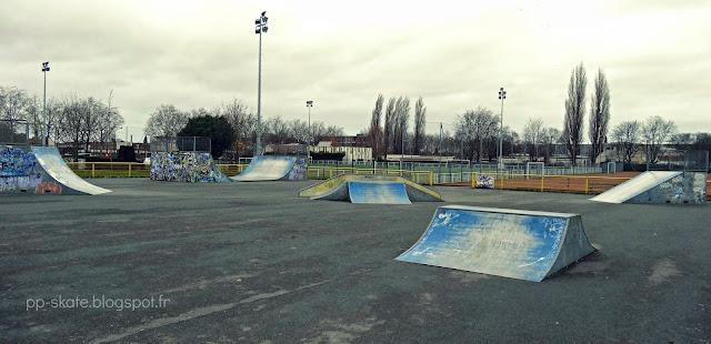 skatepark roubaix photo