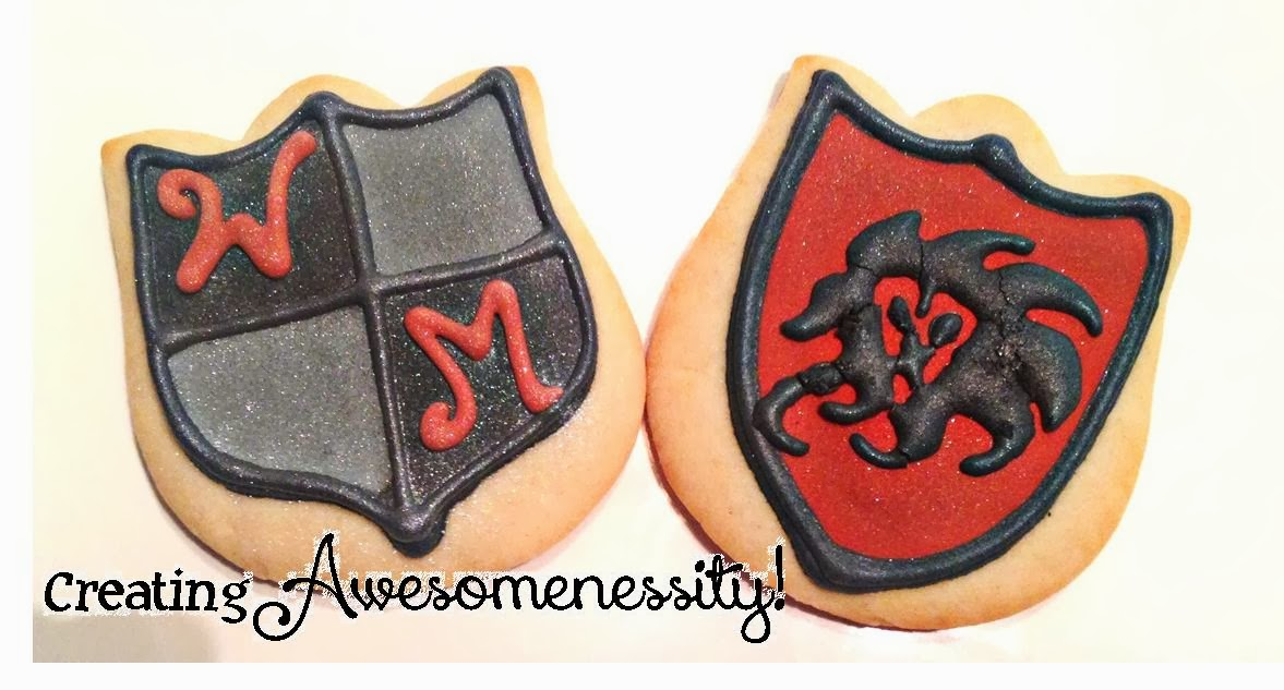 Creating Awesomenessity Cookies