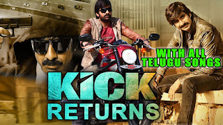 Kick Returns (2015) Hindi Dubbed HD